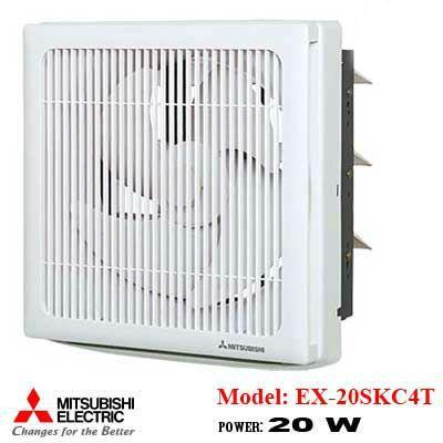 Quạt thông gió Mitsubishi EX-20SKC4T