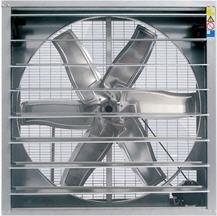 Quạt thông gió vuông công nghiệp 1100x1100x400
