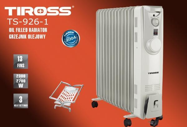 Máy sưởi dầu Tiross TS926-1