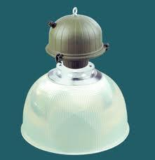 Đèn treo trần chóa phản quang PMMA, PC Lioa