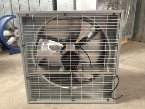 Quạt thông gió vuông 620x620x400mm