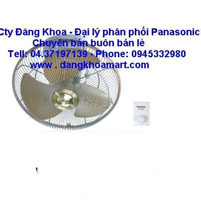 Quạt treo trần Panasonic F409QGO