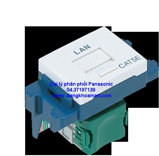 Ổ cắm mạng data Panasonic NRV3160W