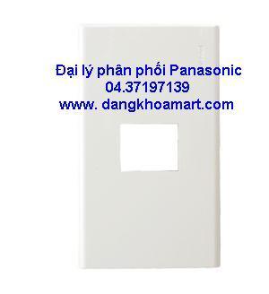MẶT CHO 1 THIẾT BỊ PANASONIC WZV7841W