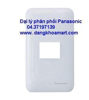 MẶT CHO 1 THIẾT BỊ PANASONIC WZV6841W