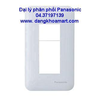 MẶT CHO 3 THIẾT BỊ PANASONIC WZV6843W