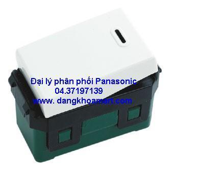 CÔNG TẮC D (2 TIẾP ĐIỂM) PANASONIC  WEG5003KSW