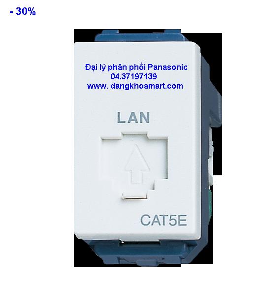Ổ cắm mạng Panasonic WEG2488SW