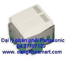 Công tắc đôi loại nhỏ Panasonic WEC5542-7