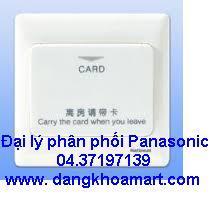 Công tắc thẻ Panasonic WEB5781KW