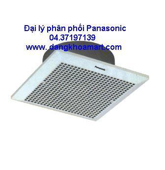 Quạt thông gió hút trần Panasonic FV-20CUT1