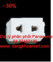 Ổ CẮM ĐƠN PANASONIC WEV1091/WEV1091SW
