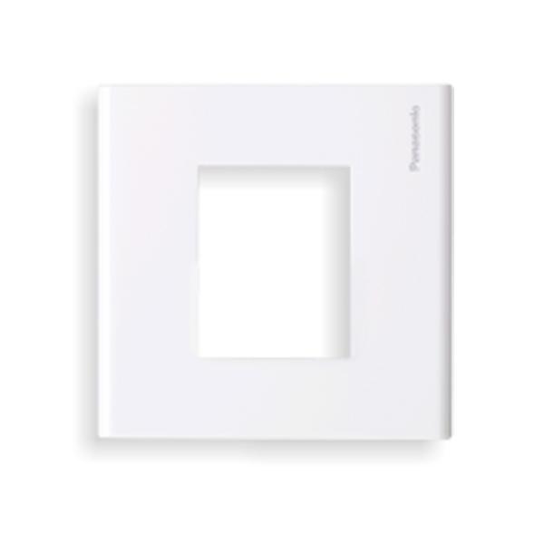 Mặt vuông dùng cho 2 thiết bị Panasonic WEB7812W
