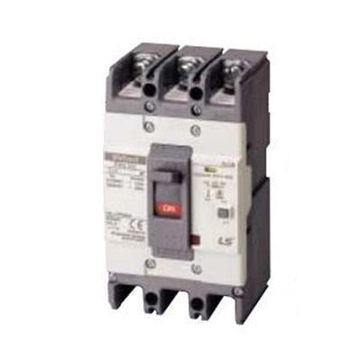 Attomat ELCB 3P LS EBN103c 100/200/500mA (Adjustable) 75A/18kA
