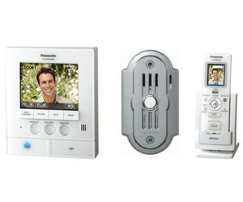 Bộ chuông cửa có hình Panasonic VL-SW251VN-S
