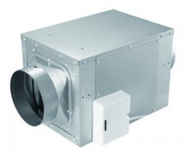 Quạt thông gió NanYoo âm trần nối ống DPT25-76E