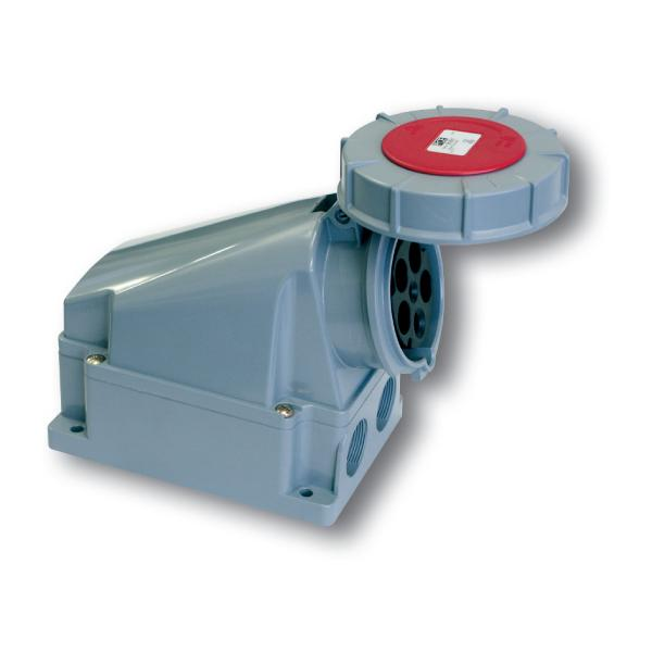 Ổ cắm gắn nổi kín nước (IP67) F135-6