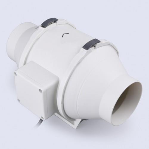 Quạt thông gió Kolowa nối ống tiêu âm KTD-100