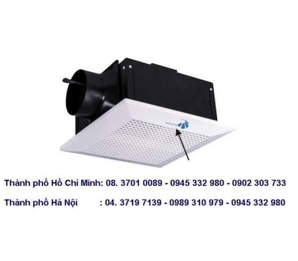 Quạt thông gió âm trần nối ống Nanyoo BPT10-11
