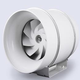 Quạt thông gió âm trần Gemtec nối ống KH-200P