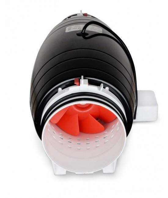 Quạt thông gió âm trần Gemtec nối ống KHD-150P