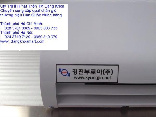 Quạt chắn gió Kyungjin Hàn quốc KR1500