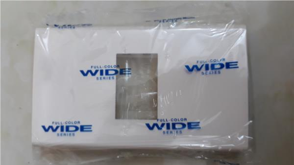 Mặt dùng cho 1 thiết bị Panasonic WEV68010SW