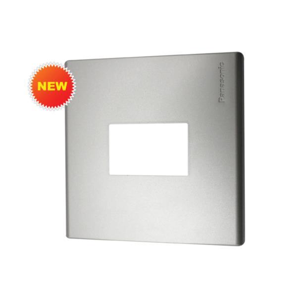 Mặt vuông dùng cho 1 thiết bị Panasonic WEB7811MW