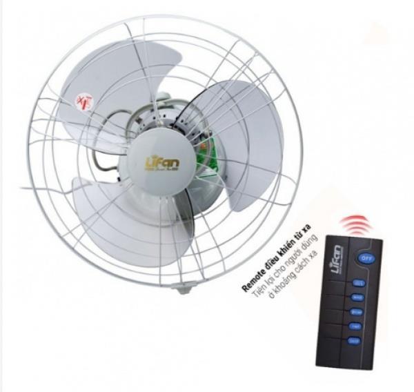 Quạt Trần Đảo Lifan Remote TĐ-16RC