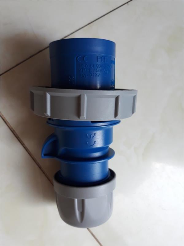Phích cắm nối kín nước F0132-6