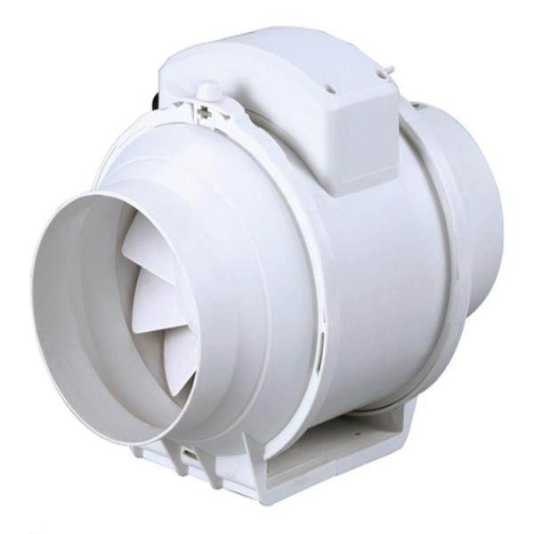 Quạt thông gió âm trần nối ống Nanyoo DPT125P