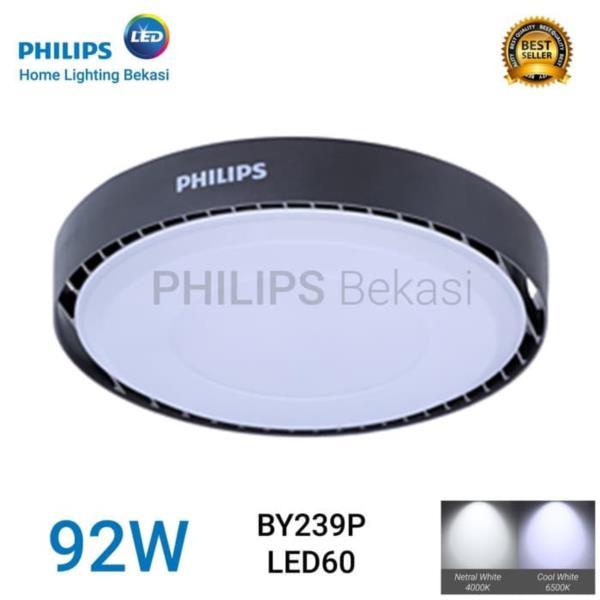 Đèn Higbay Led Philips nhà xưởng BY239P LED60/CW PSU