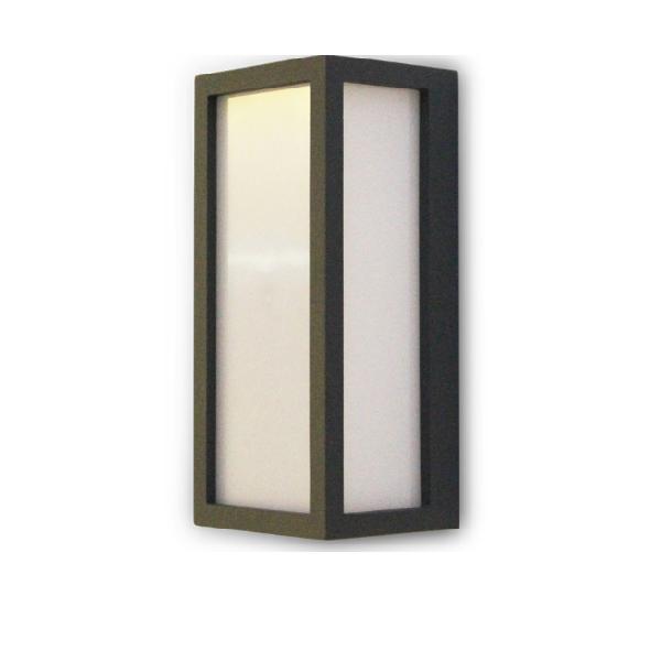 Đèn Gắn Tường Trang Trí Ngoài Trời LED NBL5705 Ánh Sáng Vàng