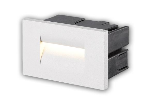 Đèn LED gắn âm tường chiếu chân NSL1121A Ánh Sáng Vàng
