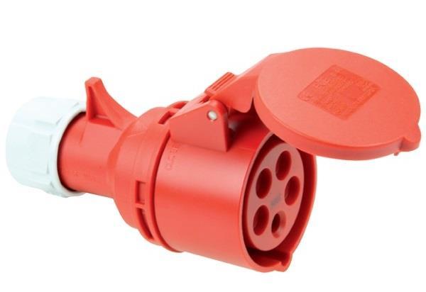 Ổ cắm nối không kín nước PCE F215-6