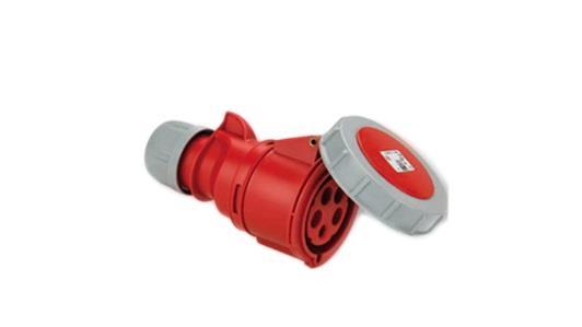 Ổ cắm nối kín nước PCE F2252-6