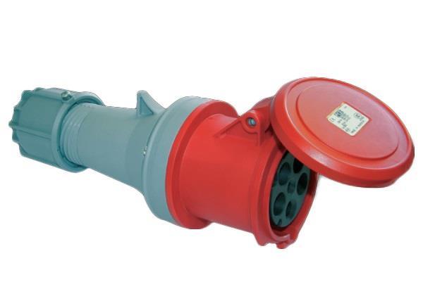 Ổ cắm nối kín nước PCE F235-6