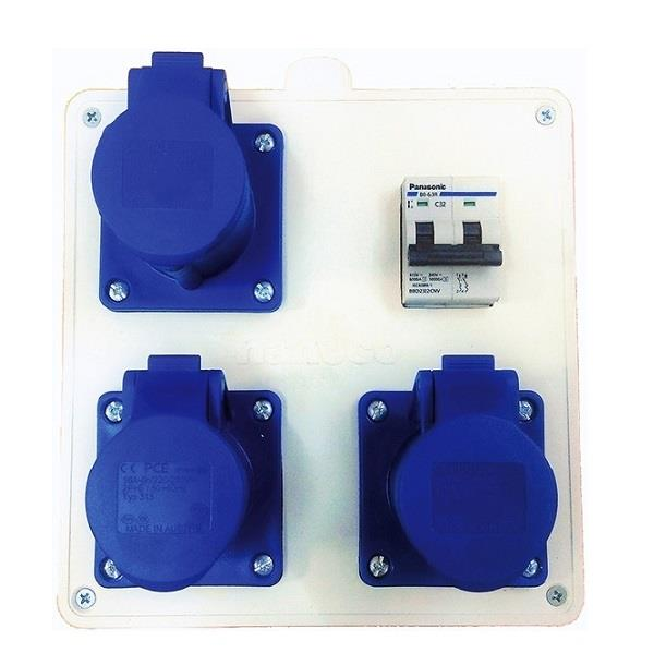 Bộ tủ điện phân phối NDB313-232
