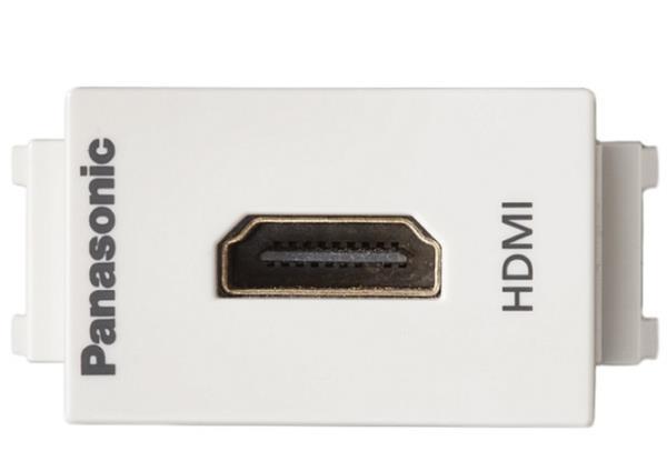 Ổ cắm HDMI Panasonic WEG2021SW
