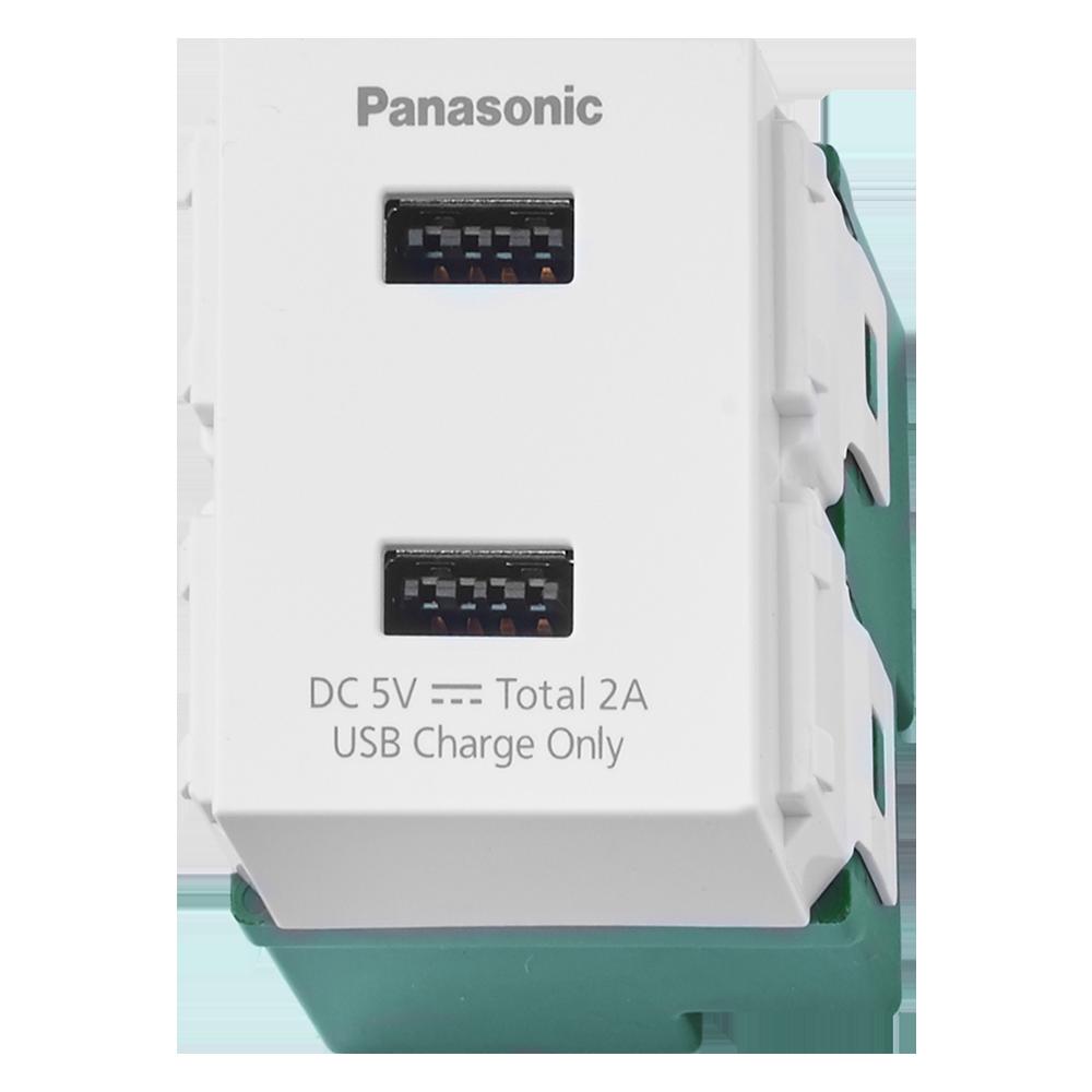 Ổ cắm USB Panasonic WEF11821W